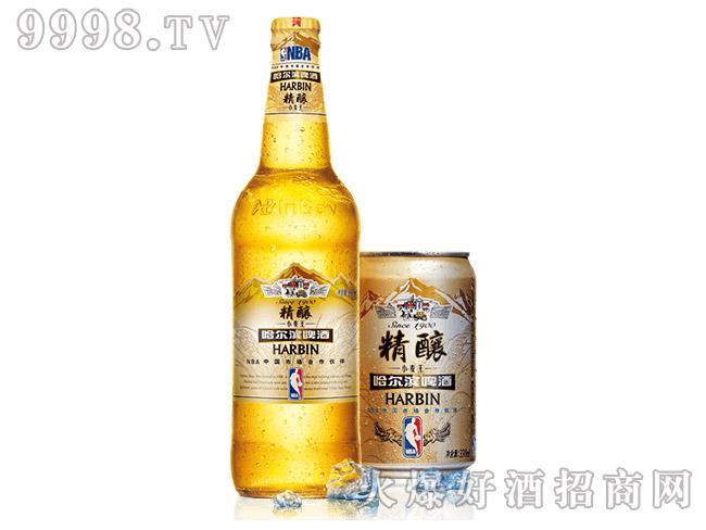 哈尔滨啤酒・小麦王精酿