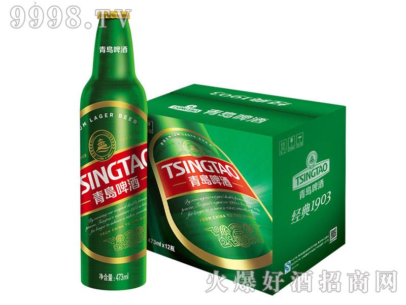 青岛啤酒・1903精酿473ml