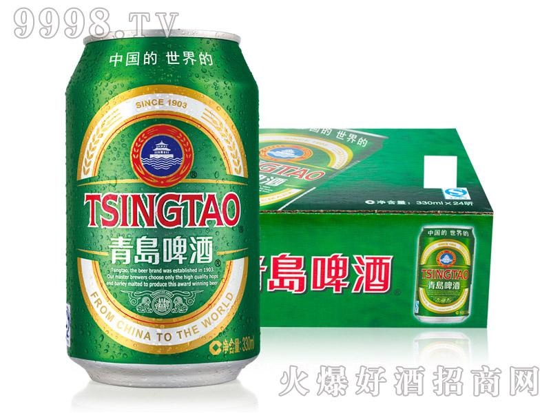 青岛啤酒・经典款330ml