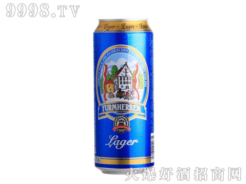 凯撒托姆500ml--黄啤