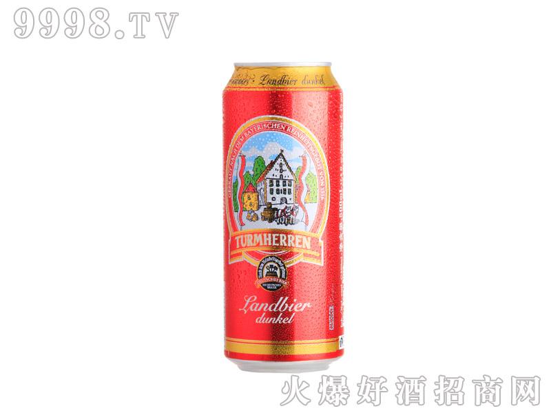 凯撒托姆500ml--黑啤
