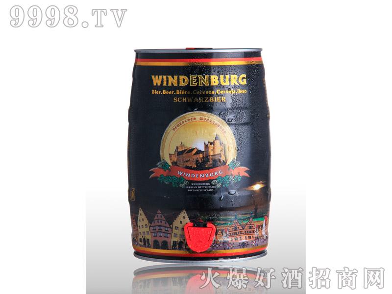 凯撒啤酒威登堡5L--黑啤