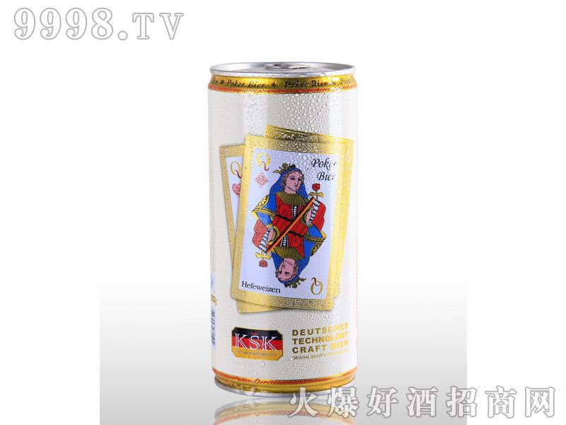 凯撒啤酒王者1L--白啤