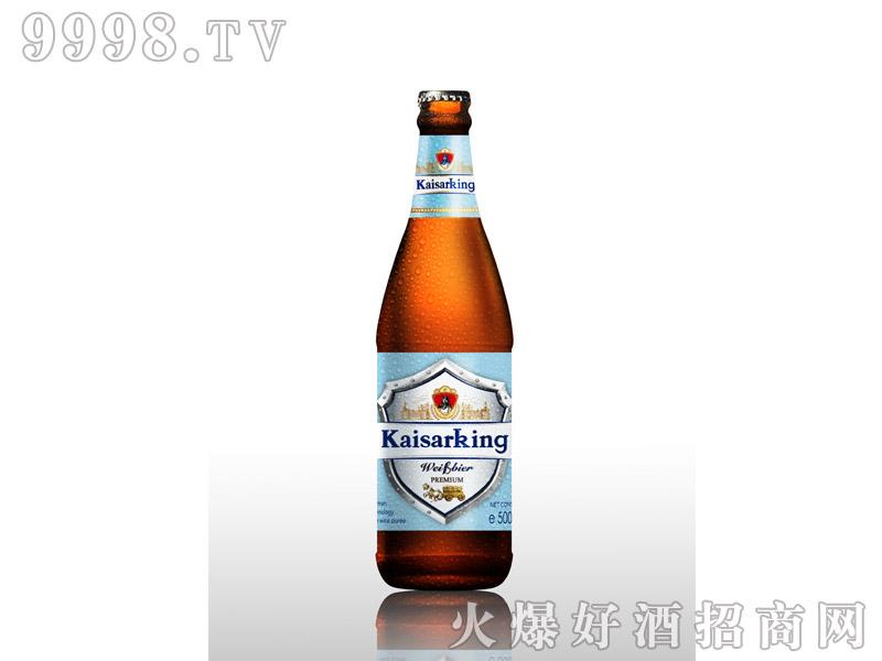 凯撒啤酒凯撒王--500白啤