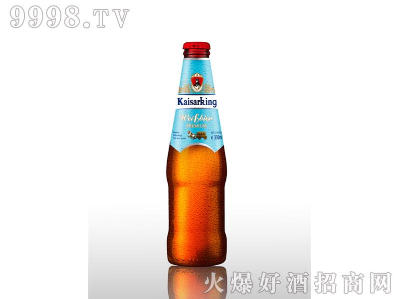 凯撒啤酒凯撒王--330白啤
