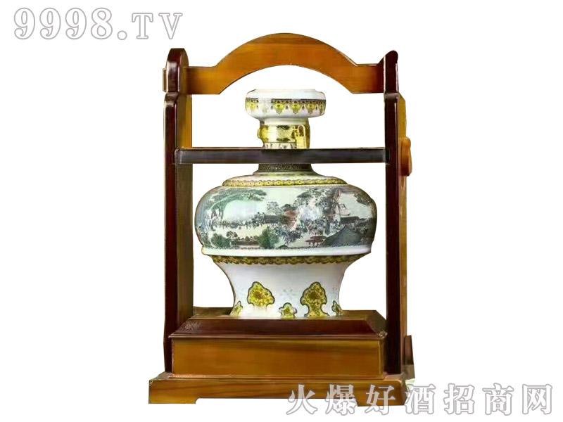 古家百年酒清明上河图5000ml