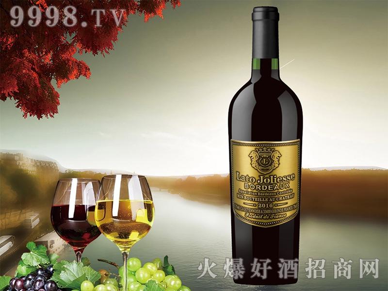 拉图乔力斯干红葡萄酒金牌