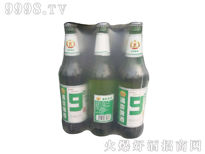 鼎力清爽啤酒9度