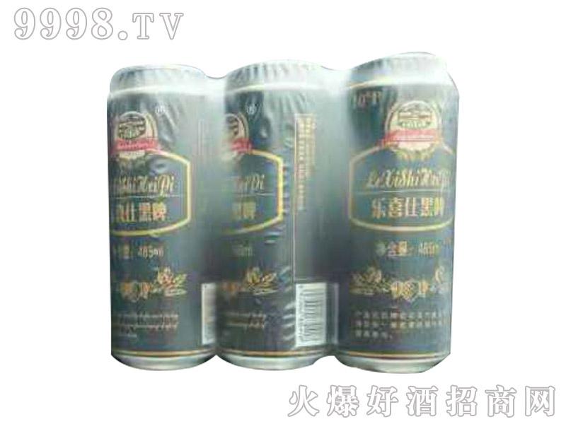 青威乐喜仕黑啤