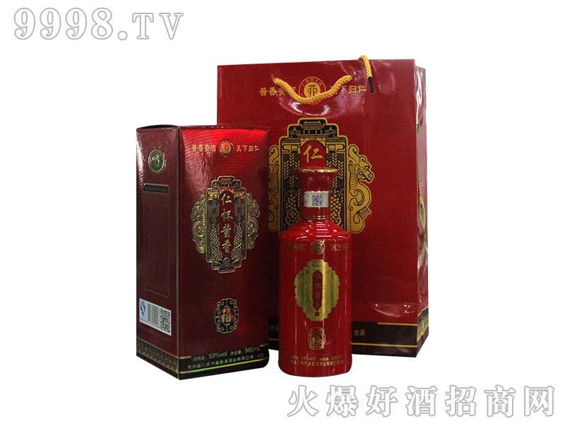 中黔酒业仁怀酱香(喜)