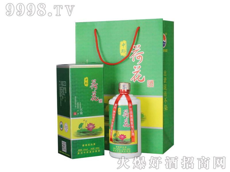 中黔酒业荷花酒(不带杯)