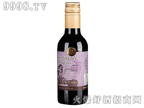 智然美西拉红葡萄酒