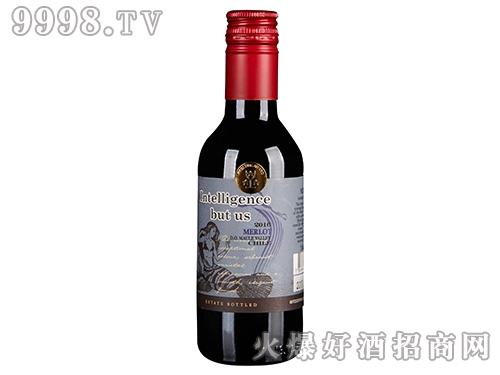 智然美梅洛红葡萄酒
