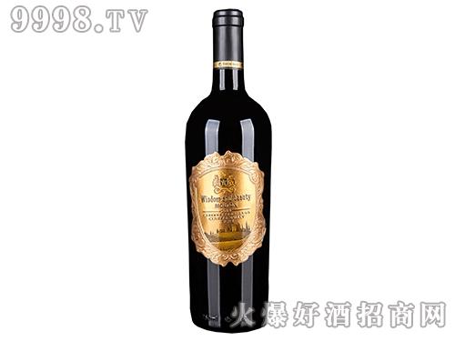 智然美998窖藏红葡萄酒