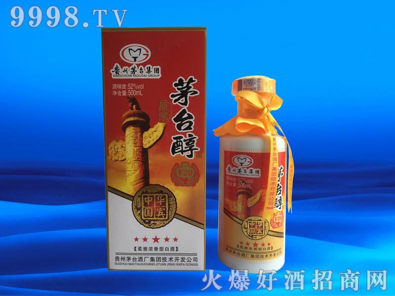茅台醇V20中华国宾