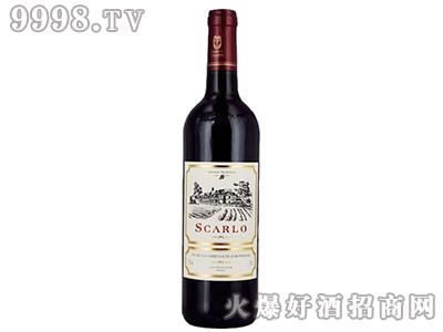 圣卡罗干红葡萄酒