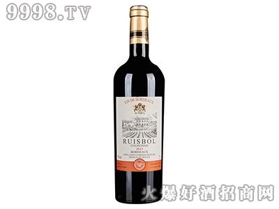 瑞狮堡皇冠干红葡萄酒2015