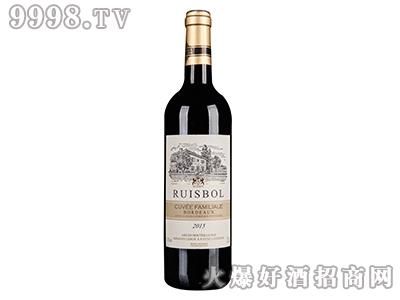 瑞狮堡家族干红葡萄酒