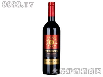 红太阳红葡萄酒