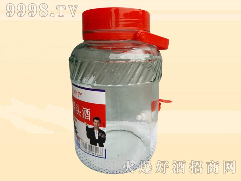 玄武门二锅头玻璃桶4升5升56°(带嘴)