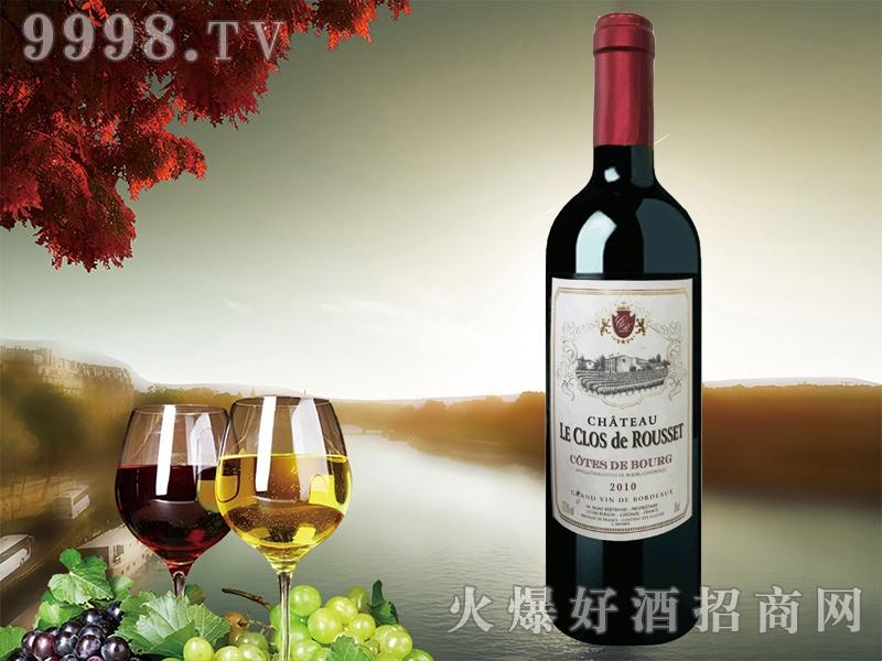 克卢梭干红葡萄酒-红酒招商信息