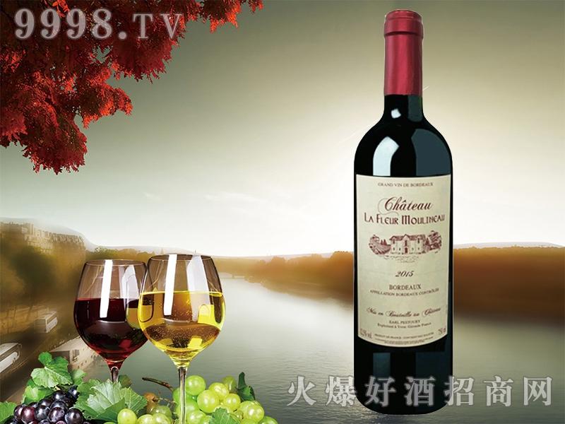 木里诺花干红葡萄酒