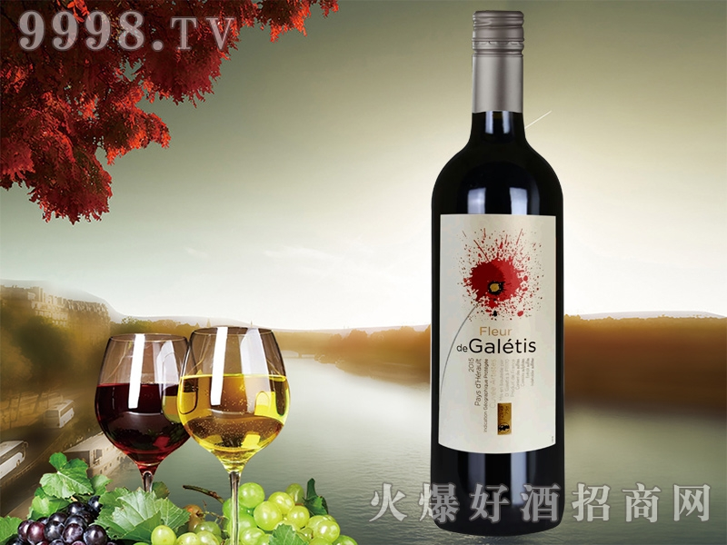 卡乐迪斯之花干红葡萄酒-红酒招商信息