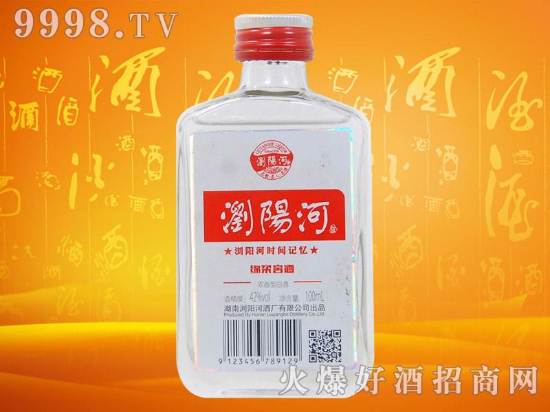 浏阳河酒时间记忆小酒100ml