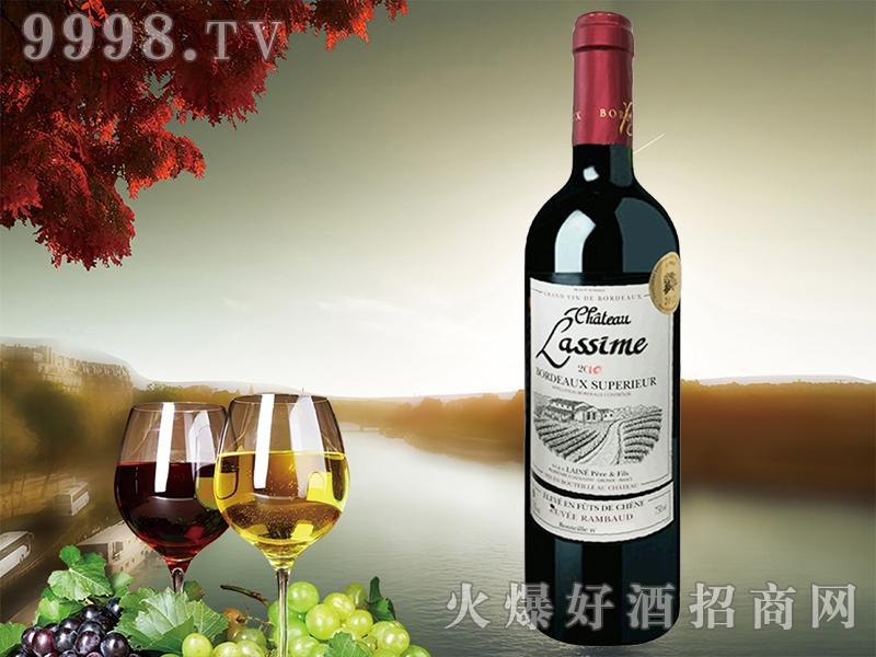 拉斯幕干红葡萄酒