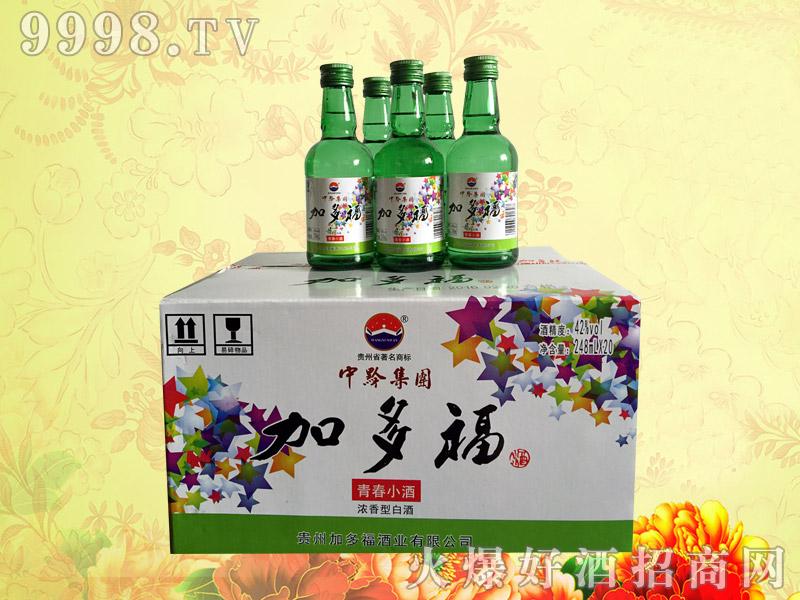 加多福青春小酒箱