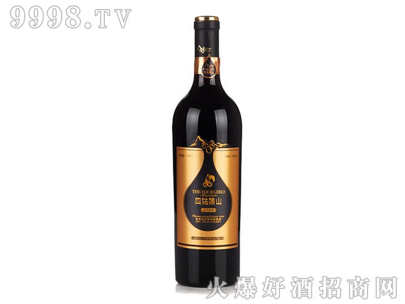 四姑娜半干型樱桃酒-红酒招商信息