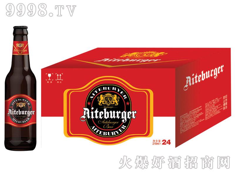 德国艾特博格啤酒218ml