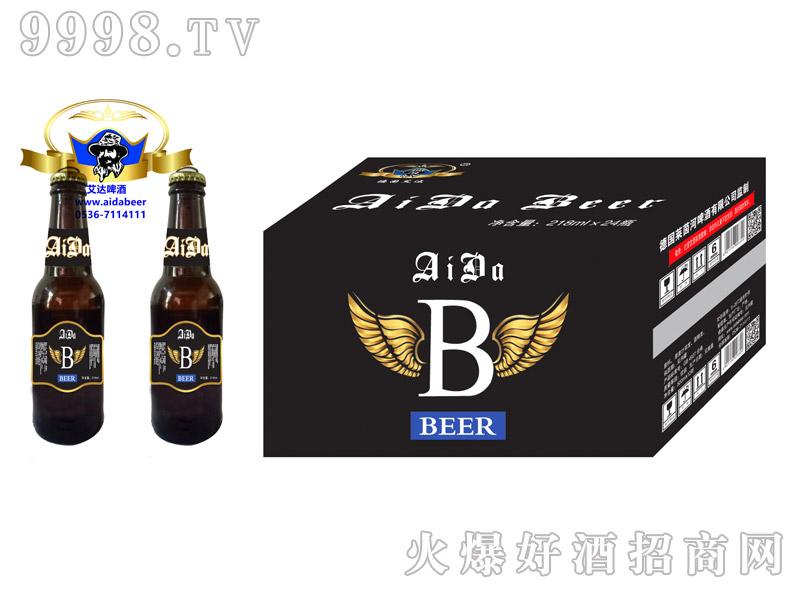 艾达卡宾精酿啤酒218ml