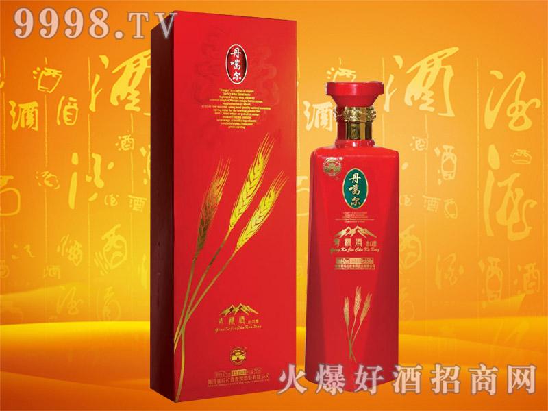 丹噶尔青稞酒出口型(红盒)42度750mlx6瓶