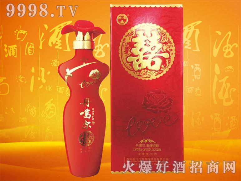 丹噶尔青稞喜酒46度500mlx6瓶