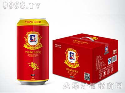 伊堡啤酒・10°精酿易拉罐500ml