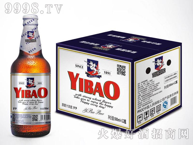 伊堡啤酒・精酿500ml