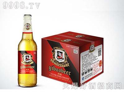伊堡啤酒・9°纯酿500ml