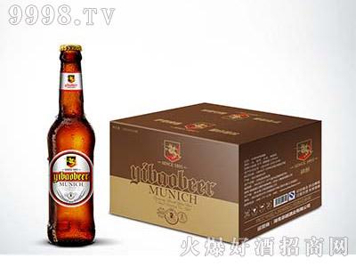 伊堡啤酒・8°精酿330ml