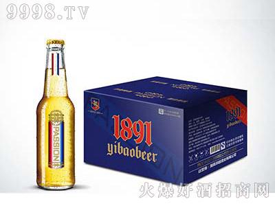 伊堡啤酒・8°1891-300ml