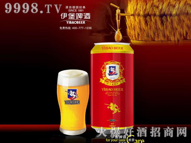 伊堡啤酒・10°精酿500ml