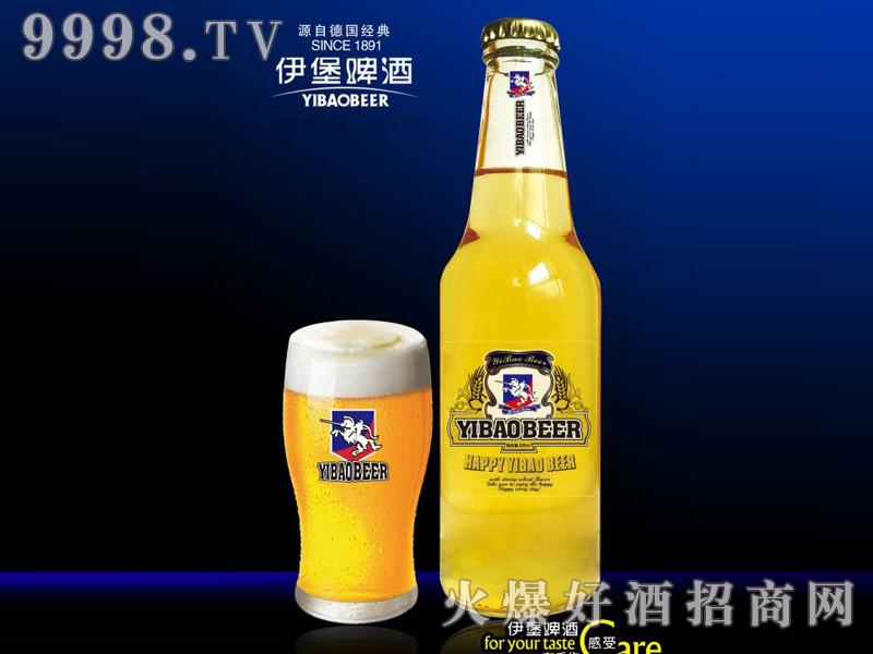 伊堡啤酒9°纯酿500ml