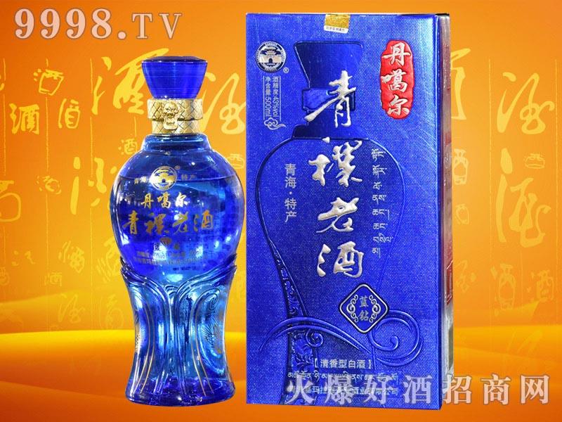 丹噶尔老酒(蓝钻)43度500mlx6瓶