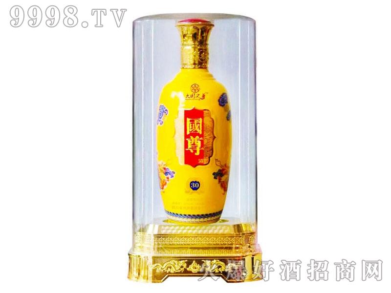 大国之尊封坛原浆酒30