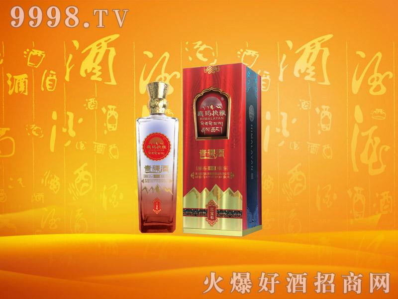 喜玛拉雅青稞酒红宝石46度250mlx12瓶