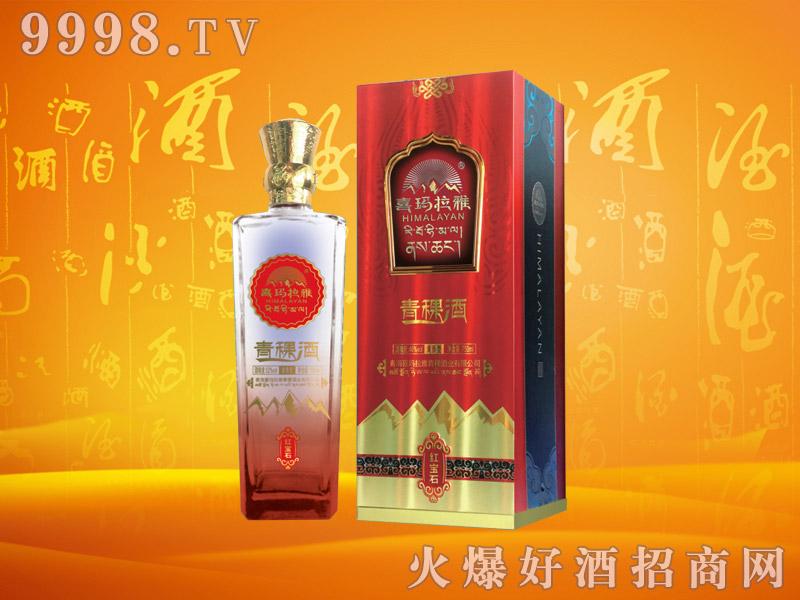 喜玛拉雅青稞酒红宝石46度500mlx6瓶