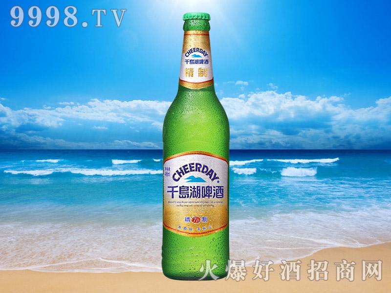 千岛湖啤酒精制7度488ml