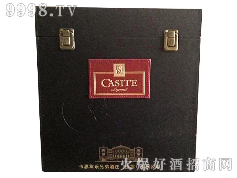 法国进口红酒卡隆达赤霞珠干红葡萄酒礼盒装