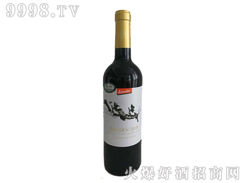 奥利金伍零零生物动力有机葡萄酒