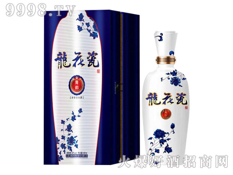 龙花瓷酒・青韵